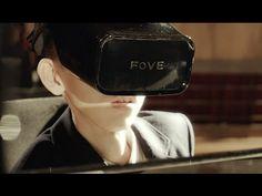 人間の目の動きでコントロールするVRヘッドセットFOVEがKickstarterで予約販売を開始 | TechCrunch Japan