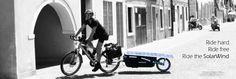 Ride The SolarWind