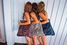 Smateria - Flower Hand Bag
