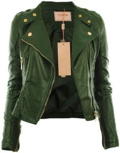 Trendy leather jackets for women 2017 (7)