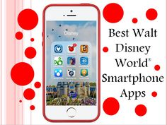 Here is a list of the best Walt Disney World smartphone apps which can help you plan and pass the time before or between Walt Disney World vacations.