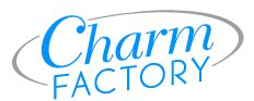 Sterling Silver Charms at Charm Factory - neat charms {such good prices when you can't always afford JamesAvery}