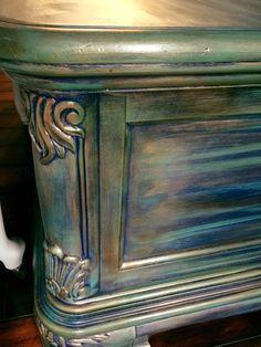 Diy Furniture Repair, Furniture Update, Log Furniture, Chalk Paint Furniture, Deco Furniture, Refurbished Furniture, Upcycled Furniture, Unique Furniture, Furniture Projects