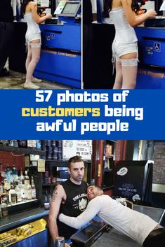 57 photos of customers being awful people, and getting shamed online for it Gym Workout Tips, Workout Challenge, Good Jokes, Funny Jokes, Wtf Funny, Hilarious, Server Life, Minion Jokes, New Bra