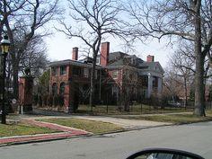 indian+village+detroit | Fales House, Indian Village, Detroit | Flickr - Photo Sharing!