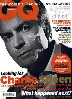 GQ British August 2011