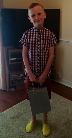 Last day of Primary 3 :( Where has my baby gone?