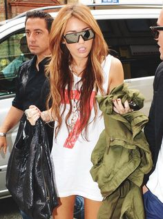 Miley Cyrus... want her hair here