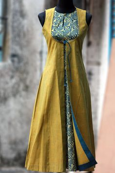 dress - ochre & indigo – maati crafts