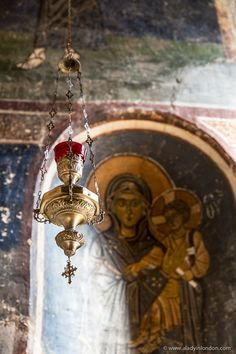 The stunning Monastery of Hosios Loukas in Greece is one of the most important Byzantine monasteries in the country.   #greece #monastery #byzantine #europe #travel