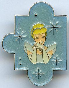 disney cinderella collector's pin