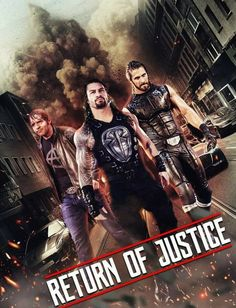 Dean Ambrose Roman Reigns & Seth Rollins - wwe & wwf News Roman Reigns Wwe Champion, Wwe Superstar Roman Reigns, Wwe Roman Reigns, Wrestling Posters, Wrestling Wwe, Wwe The Shield 2017, Wwe Lucha, Divas, Wwe Royal Rumble