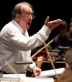 nikolaus harnoncourt | Nikolaus Harnoncourt, 2011 Conductors, Popular Culture, Classical Music, Orchestra, The Twenties, Musicals, Singing, Entertaining, Chefs
