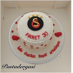 Galatasaray taart