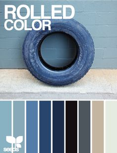 Color Palette for home office.... Or for the house, kids rooms and living rooms!