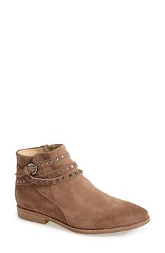 Geox 'Elixir 4' Belted Bootie (Women) available at #Nordstrom