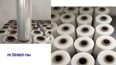 PE CLING FILM MANUFACTURE FROM CHINA