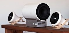Want these speakers
