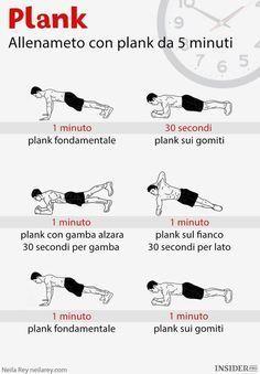 Non c'è alcun dubbio, gli esercizi di plank appartengono al gruppo degli esercizi più benefici per l'intero corpo. Per farli correttamente, dovete allenarvi regolarmente e rinforzare tutto il sistema muscolare. Questi esercizi permettono di acquisire una corretta postura rinforzando il sistema muscolare e supportando la spina dorsale. Ecco i 7 vantaggi più importanti di questi esercizi: Migliorano la postura Praticare il planking regolarmente stabilizzerà la postura del corpo poiché gli…