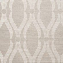 Phillip Jeffries Wallpaper Arches in White on Grey