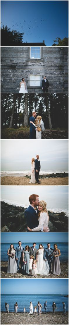 Cool blue toned wedding images taken by the sea in Ireland Wedding 2017, My Favorite Image, Blue Tones, My Portfolio, Wild Things, Wedding Images, Ireland, I Am Awesome, Sea