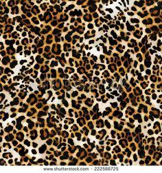 Leo, Animal swatch ~ seamless background