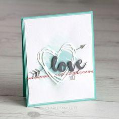 Sunshine Saying and Sunshine Wishes Love You Card - Stampin' Up!