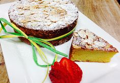 Holiday Almond Cake