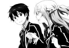 I want someone like kirito someone who'll do anything for me.... guess I'll find my kirito one day but I probably did but it didn't go well....