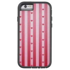 Red Valentine Tough Xtreme iPhone 6 Case