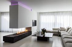 Weldor gas openhaard roomdivider - Product in beeld - - Startpagina voor sfeerverwarmnings ideeën | UW-haard.nl