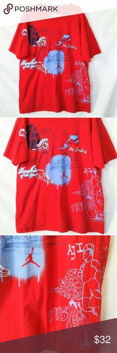 84c715eff76 Nike air Michael Jordan Tee XXL Rookie of the Year Nike air Michael Jordan T -shirt mens XXL