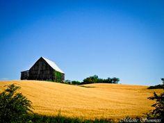 Barn near Weston, Missouri