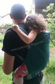 babycarrier porte-bébé préformé P4 de LLA, coloris Evergreen. Réglable jusqu'à 18 kgs