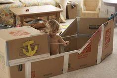 Resultado de imagem para how to make a pirate ship wheel out of cardboard