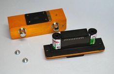 35mm ultra wide pinhole camera panoramic
