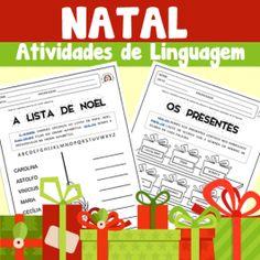 Código 637- Natal- Atividades de linguagem