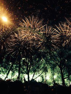 London Fireworks 2014.