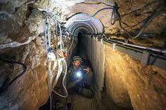 Hamás pide a Egipto que deje de inundar sus túneles con agua salada