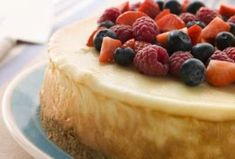How to Make Perfect Cheesecake