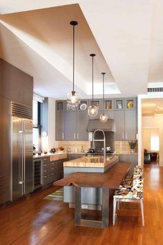 When it comes to designing a fully functional and organized kitchen, kitchen islands will help to fulfill all of your ..