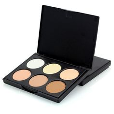 Cheap bronzer palette, Buy Quality bronzer makeup directly from China makeup bronzer Suppliers: Compact Face Powder Contour Make Up Studio Makeup Fix Bronzer Shading Mineral Pressed Powder Palette 6 Colors Color Contour, Cream Contour, Cream Concealer, Contour Kit, Contour Makeup, Makeup Set, Blush Makeup, Bronzer, Powder Contour