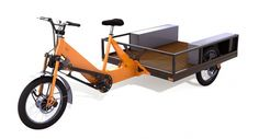 Utility Cycling Technology: Motorcycle Truck Hybrid