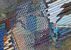 Glitched Grate, Anne Hennessey