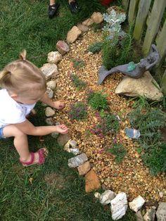 Children's play garden