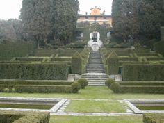Villa I Tatti, Italy.