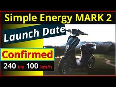FINALLY, it's CONFIRMED || Launch Date MARK 2 || Made in INDIA Premium Electric Scooter - YouTube Electric Vehicle, Electric Scooter, Electric Cars, Dating, Product Launch, India, Youtube, Quotes, Goa India