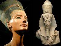 Akhenaten, faraonul care le-a făcut cunoștință egiptenilor cu Dumnezeu Story Inspiration, Greek, Statue, Character, Google Search, Greece, Lettering, Sculptures, Sculpture