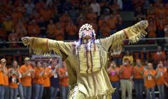 Chief Illiniwek...we will never forget you!