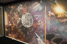 Apartments, Amsterdam, Wall Decor, King, Wallpaper, Digital, Decoration, Painting, Home Decor Wall Art